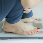 更年期による肥満・体重増加イメージ