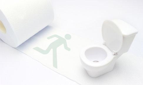 更年期による食欲不振・便秘・下痢イメージ