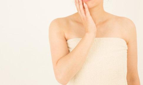 更年期による皮膚のかさつき・かゆみイメージ