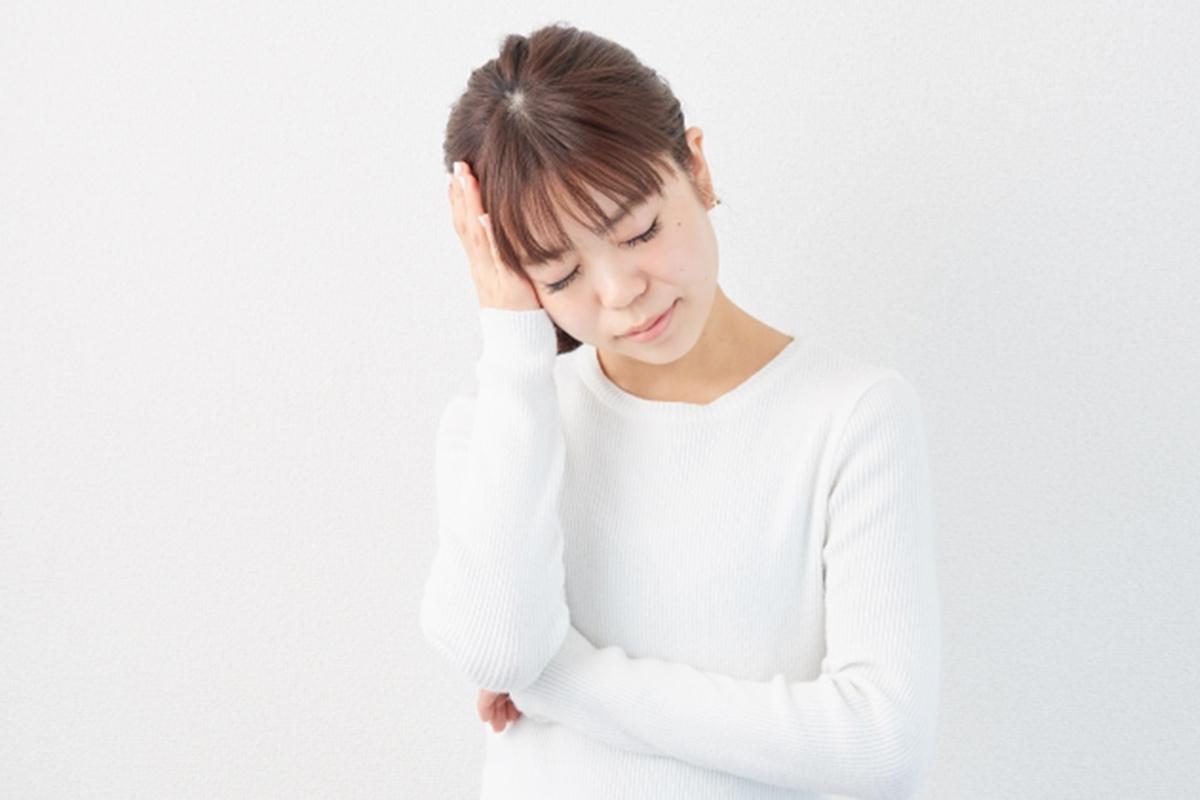 更年期障害の症状イメージ