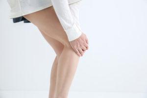 変形性膝関節症の症状イメージ