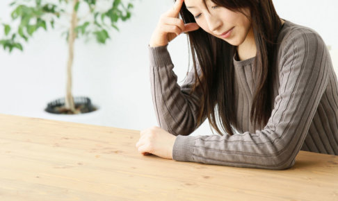 ストレスによる胃のトラブルイメージ