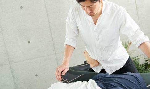 股関節痛の治療イメージ