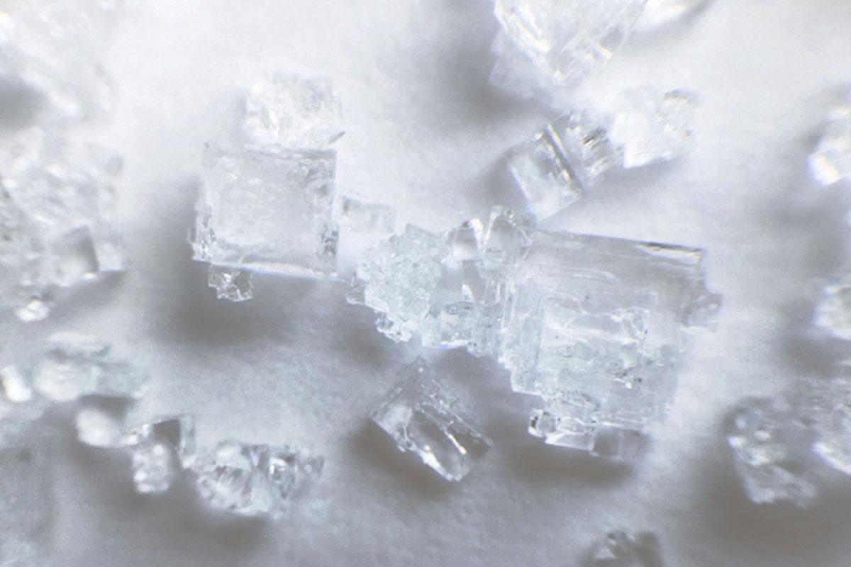 ナトリウムとカリウムイメージ