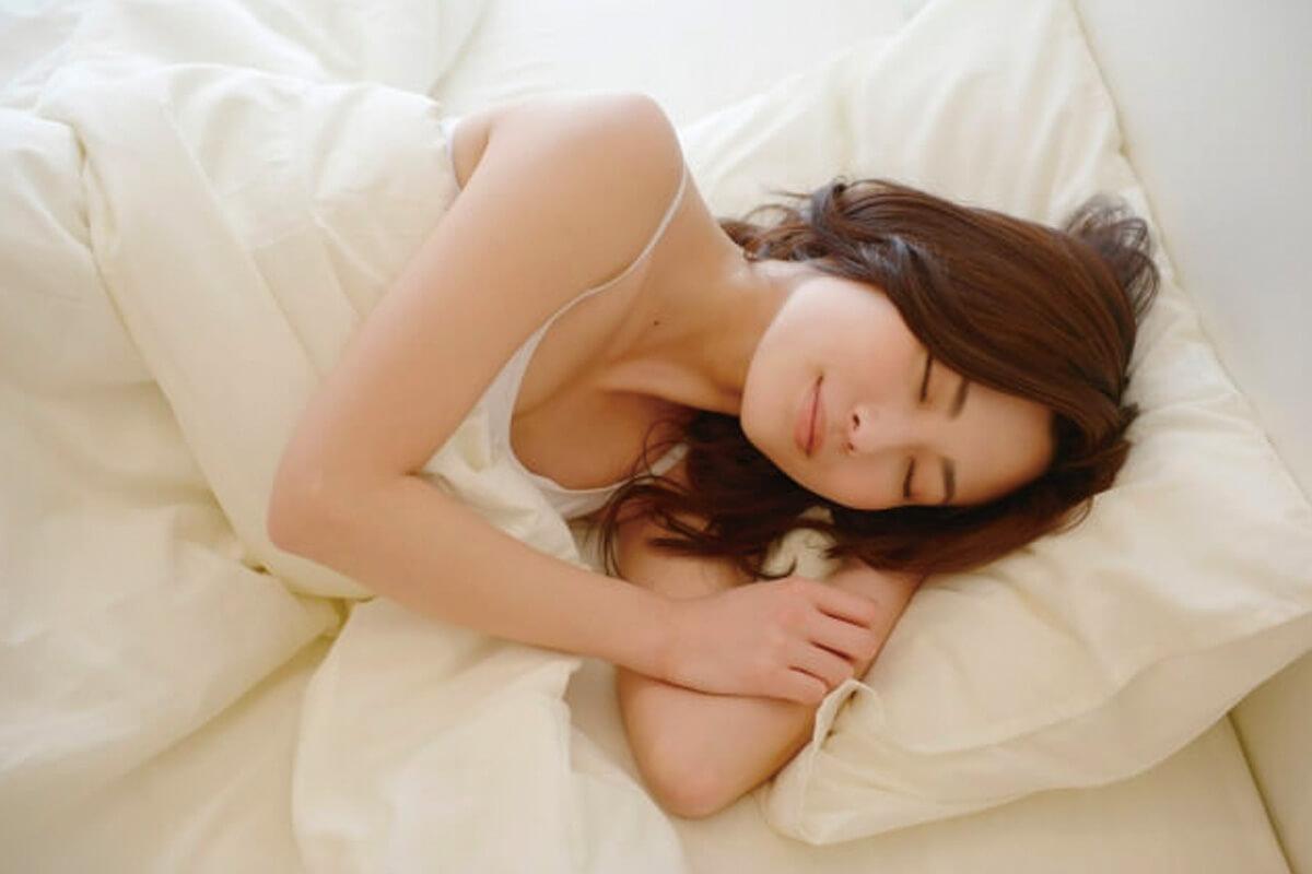 アトピー睡眠イメージ