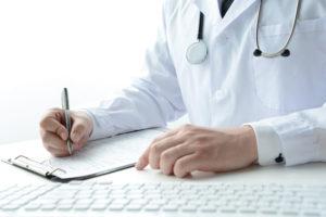 食道がん診断イメージ