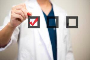 糖尿病網膜症の診断