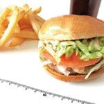肥満の食生活イメージ